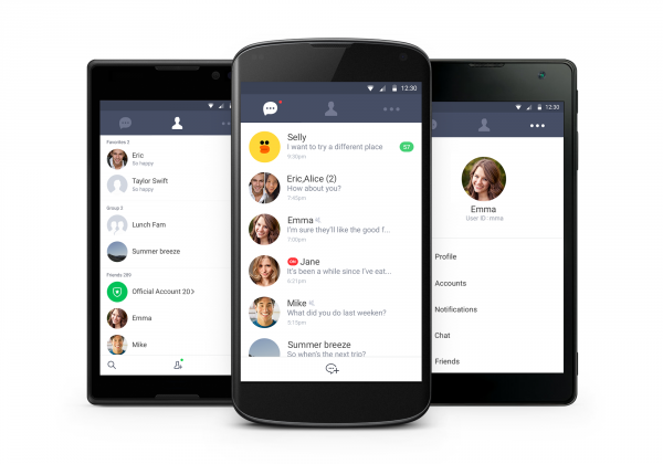 line-lite-for-android