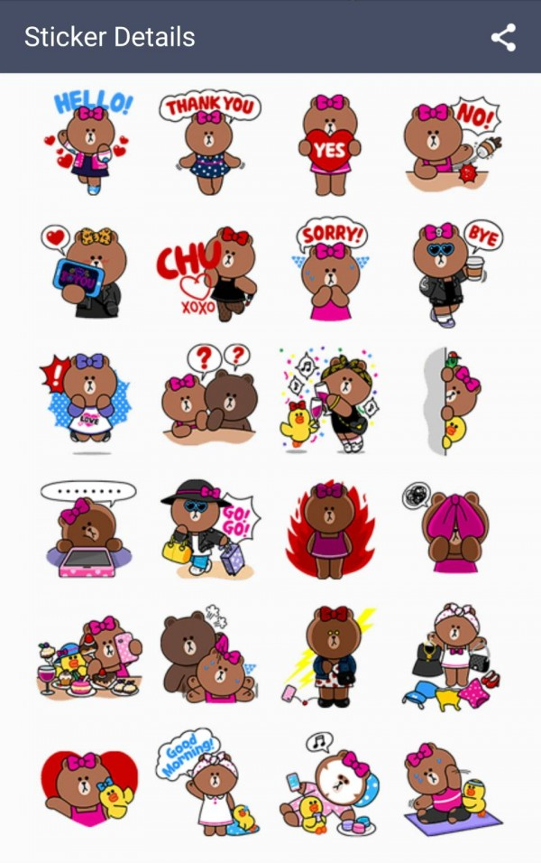 line-stickers-free-25-choco-browns-little-sister-2