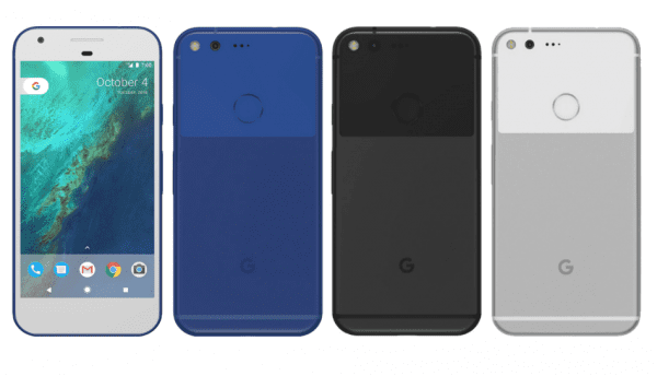 google-pixel-in-three-colors